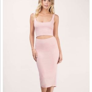 Tobi Edson Cut Out Bodycon Dress for sale
